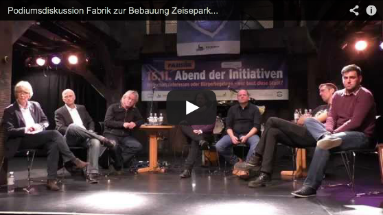 Komplettes Video der Podiumsdiskussion vom 16.11.2014